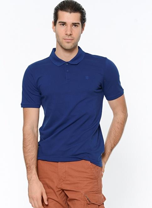 Jack & Jones Polo Yaka Tişört Mavi